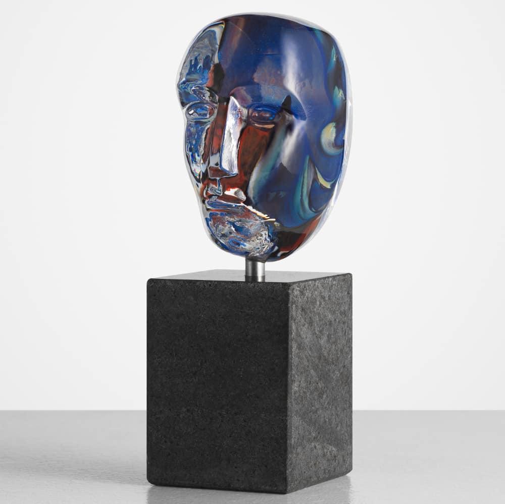 Bertil Vallien - Brains on Stone - Loke
