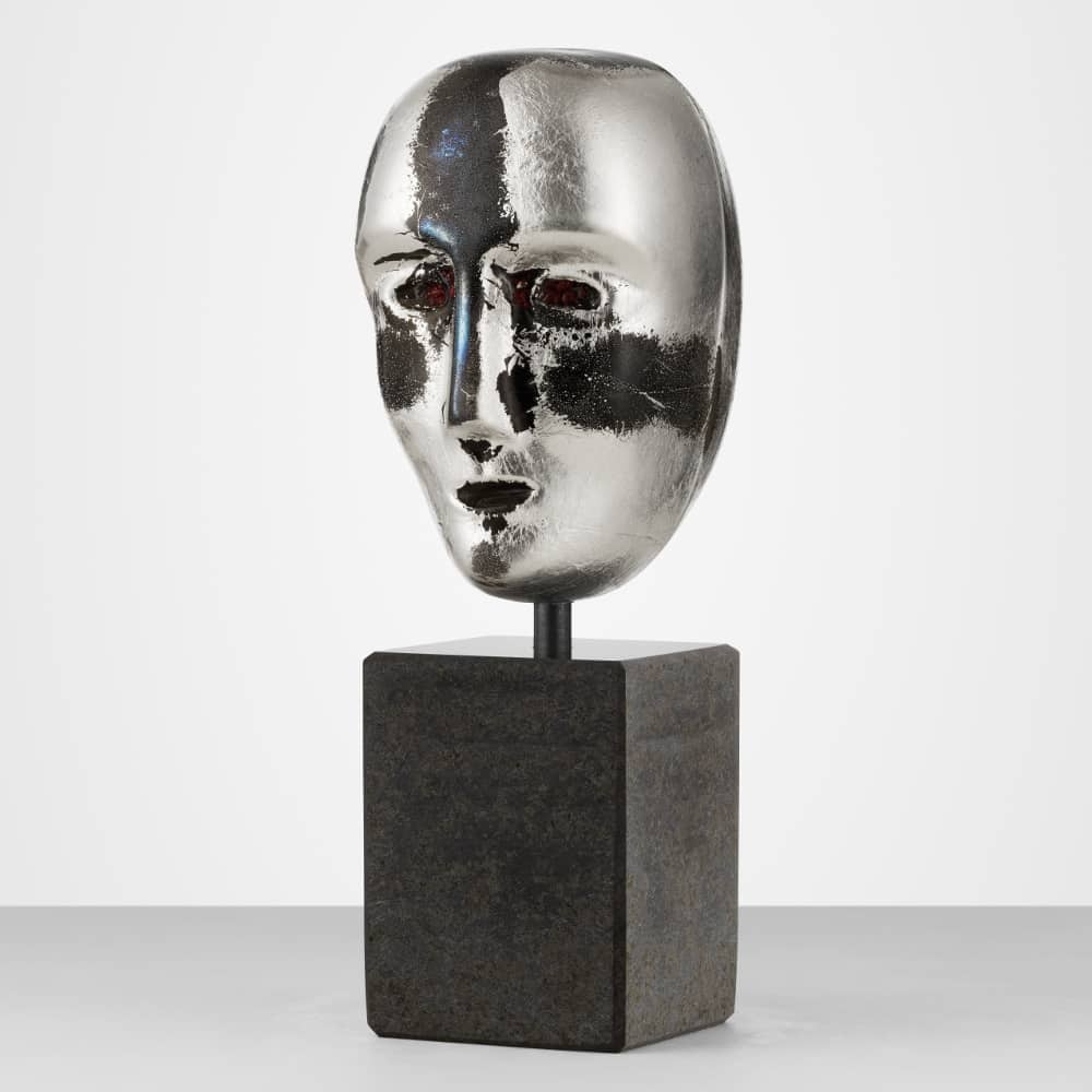 Bertil Vallien - Brains on Stone - Mercurius