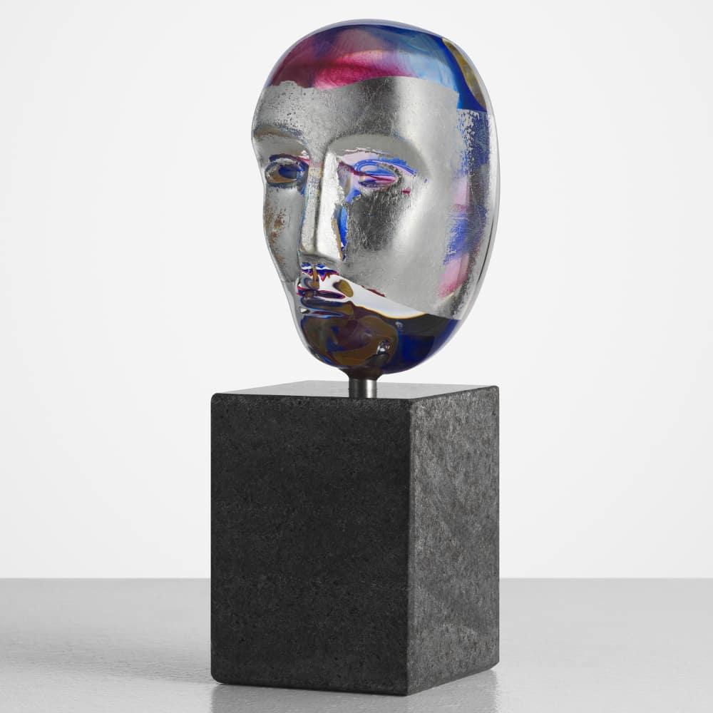 Bertil Vallien - Brains on Stone - Oden