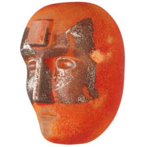 Bertil Vallien - Look - Look in orange