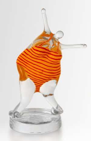 Kjell Engman - Badlycka Orange