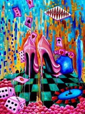 Josefina Wendel Carlsson - Lady Luck