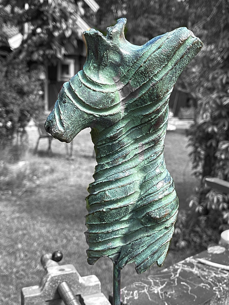 Frank Olsson Mystique Skulptur Köpa konst
