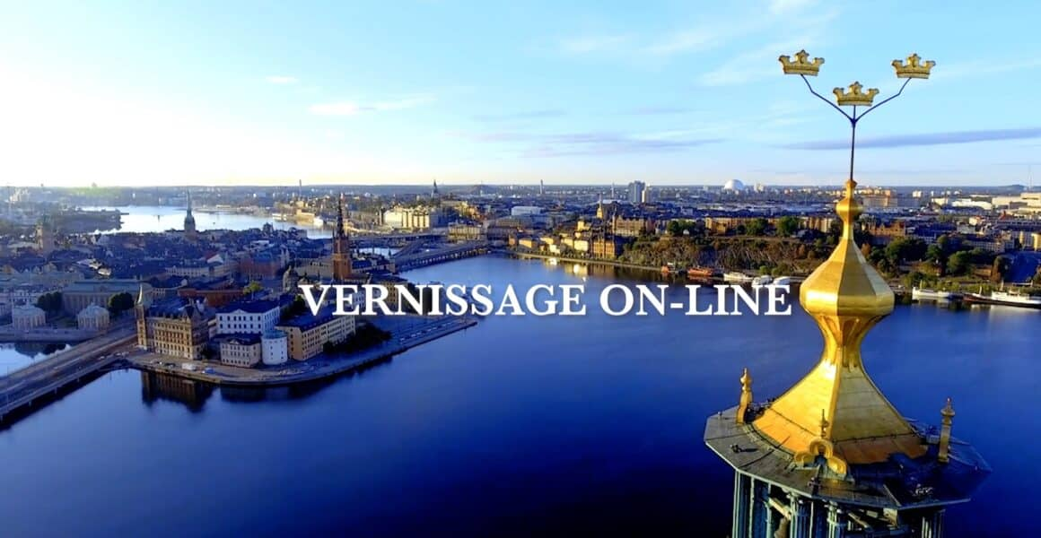 Vernissage On Line frontbild