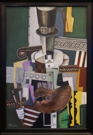 Anders Thomasson - Painter, oljemålning, köpa konst.